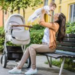 When And How to Take Your Newborn Out in Public