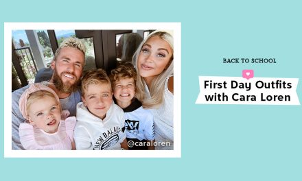 Style Your First Day Of School Outfits With Cara Loren