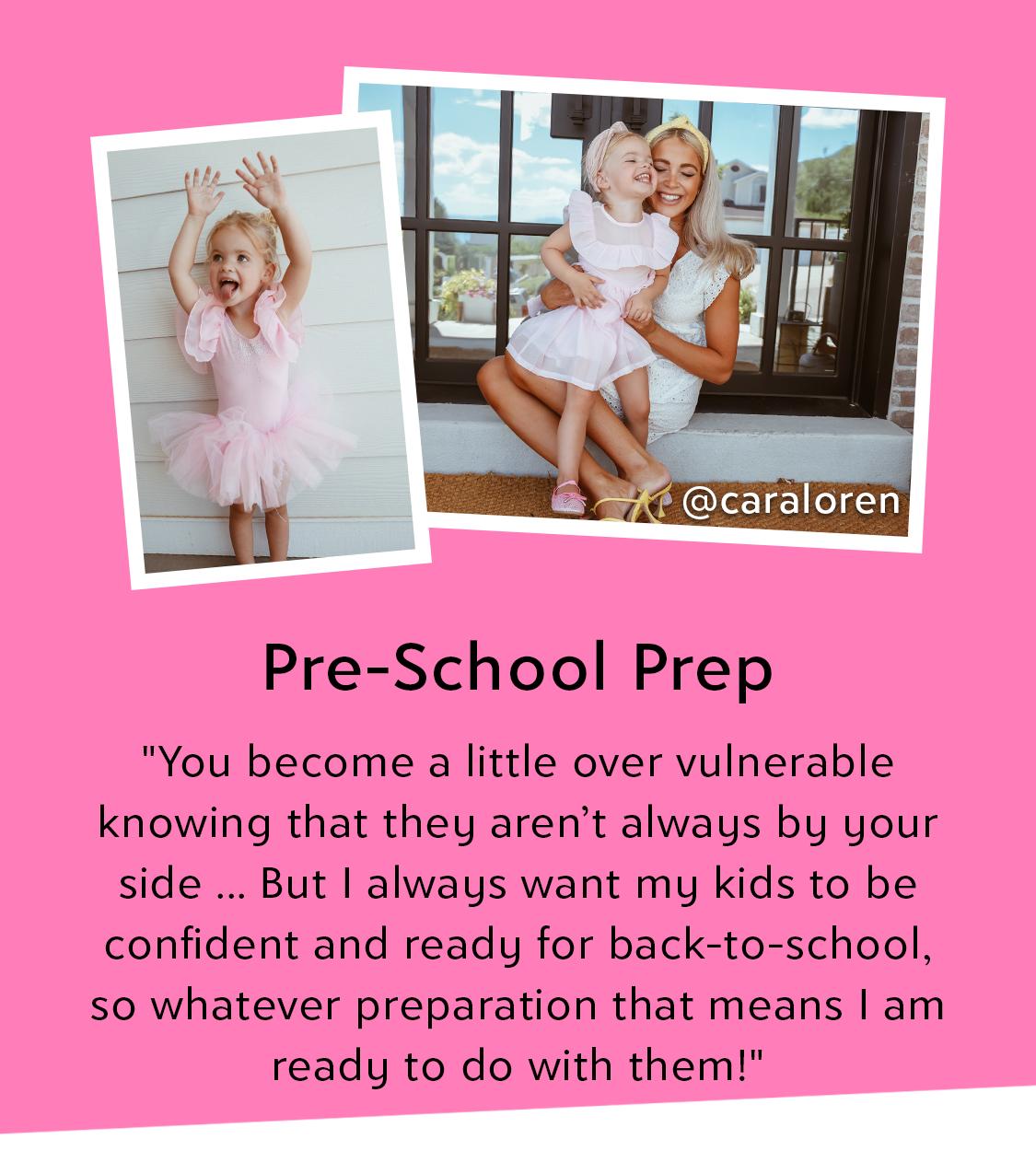 Cara Loren Preschool Girls Fashion