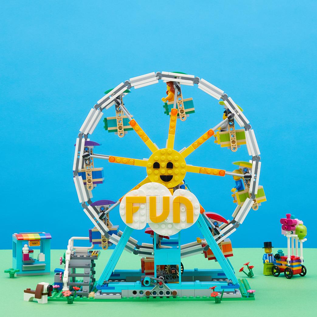 LEGO® Creator 3in1 Ferris Wheel (31119) amusement park