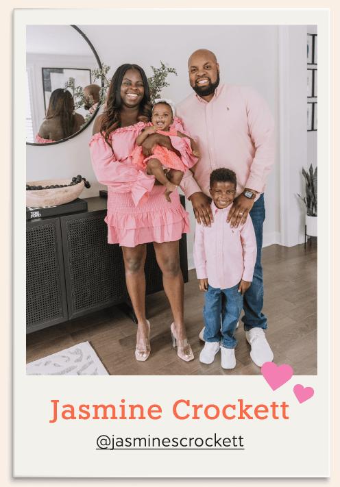 Jasmine Crockett