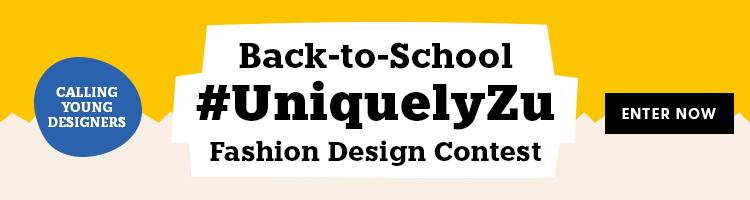 UniquelyZu Fashion Design Contest For Kids
