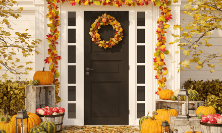 Celebrate Fall With The Perfect Porch Harvest Decor