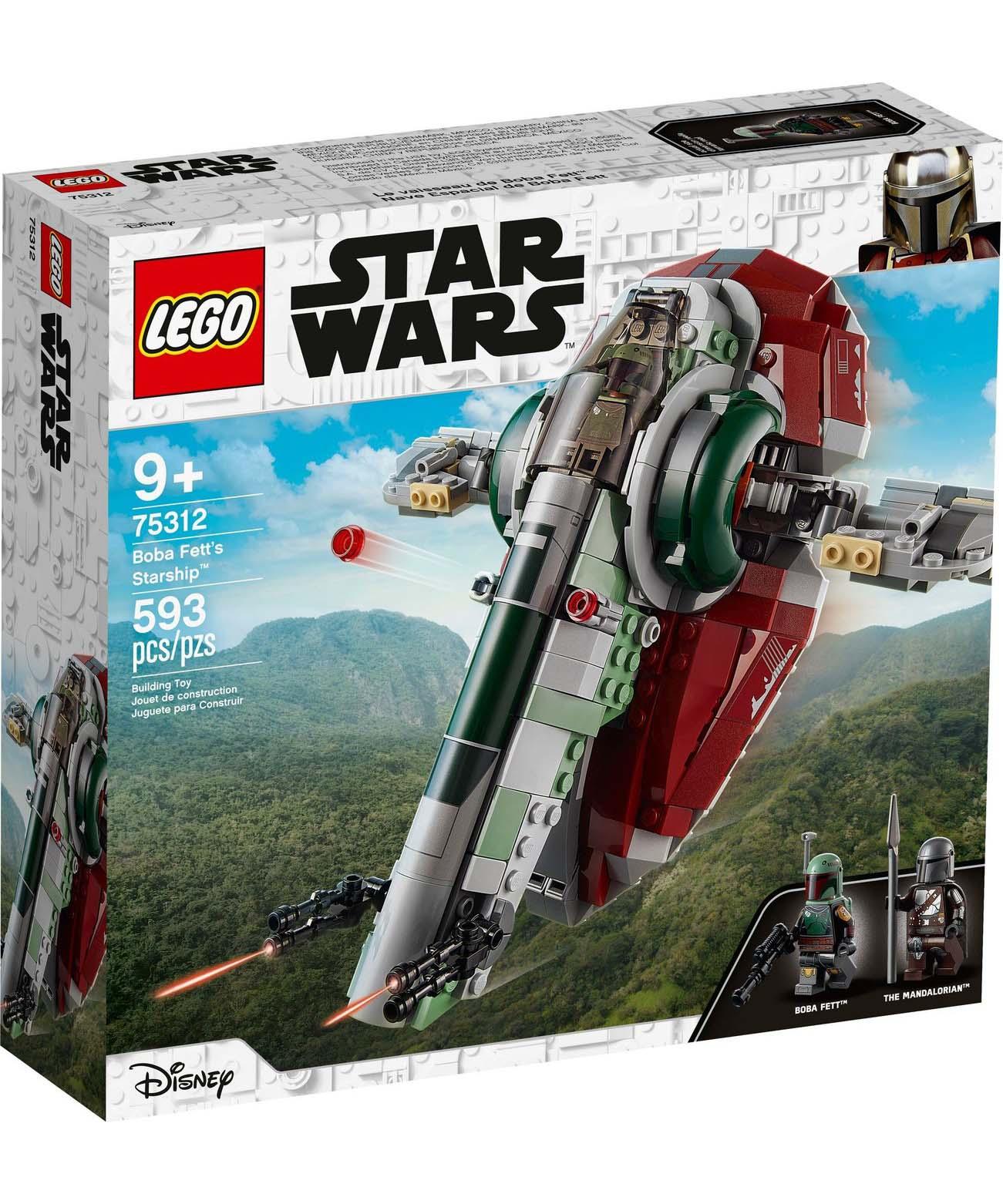 Lego Star Wars Boba Fetts Starship | 2021's Hottest Holiday Toys on Zulily