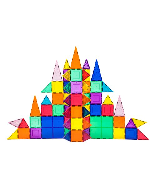 Picasso Tiles 101 Pieces 3D Magnetic Building Tile Play Set | 2021's Hottest Toys on Zulily