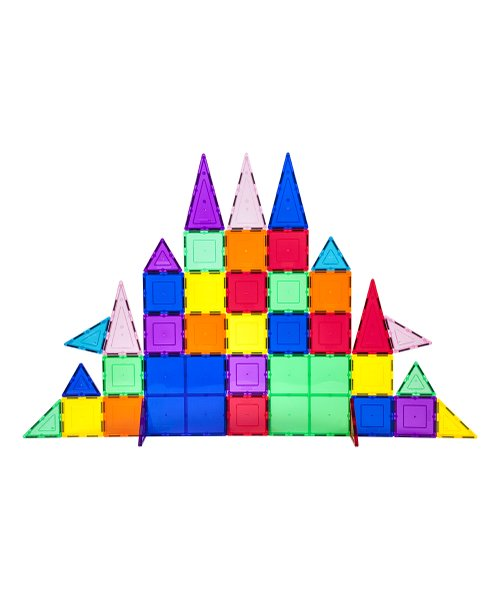 Picasso Tiles 61 Piece 3D magnetic Building Tile Play Set  | 2021's Hottest Toys on Zulily
