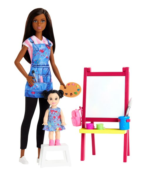 Barbie Art Teacher and Student Doll | 2021 Hottest Holiday Toys on Zulily
