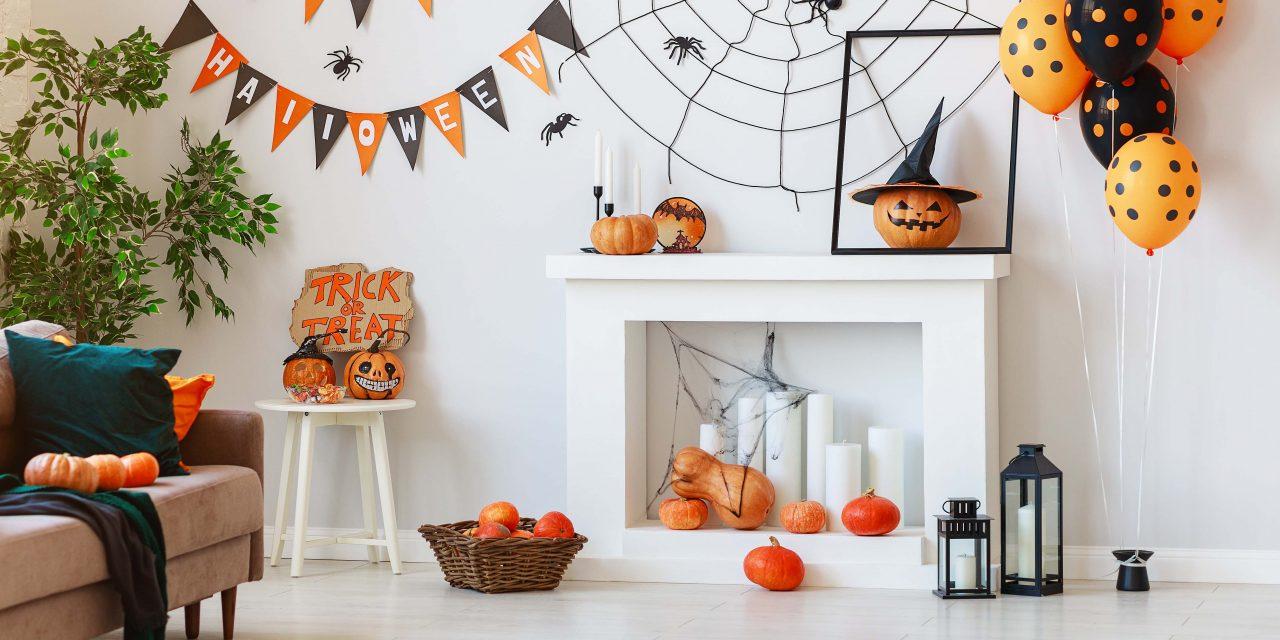 Indoor Halloween Decor Ideas to Get You In The Halloween Spirit