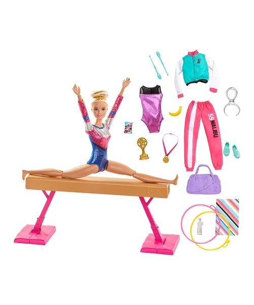 Barbie® Gymnastics Playset