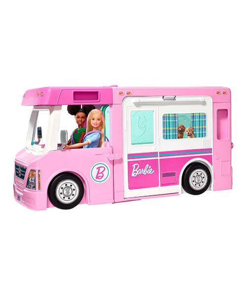 Barbie Dream Camper | Most Popular Holiday Toys on Zulily