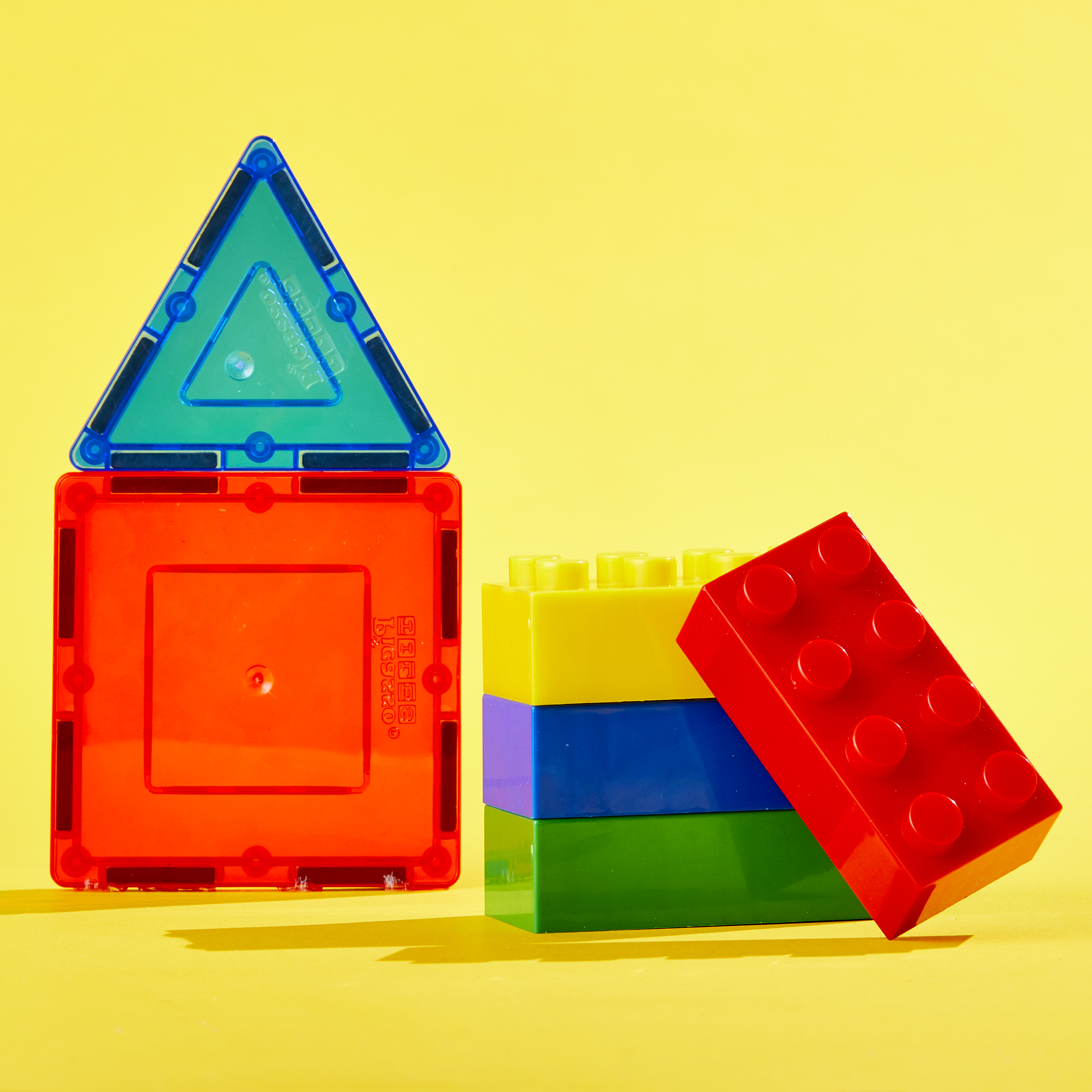 Building Toys for Social Emotional Learning