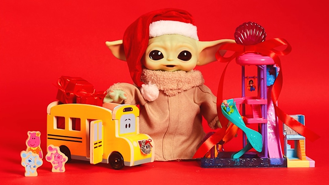 Top 25 Holiday Toys for 2021